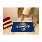 "Florida Panthers 34"" x 45"" All Star Floor Mat"