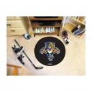 "Florida Panthers 27"" Round Puck Mat"