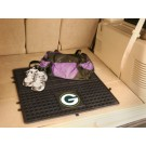"Green Bay Packers 31"" x 31"" Heavy Duty Vinyl Cargo Mat"