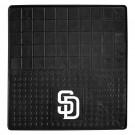 "San Diego Padres 31"" x 31"" Heavy Duty Vinyl Cargo Mat"