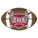 "22"" x 35"" Troy State Trojans Football Mat"