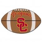 "22"" x 35"" USC Trojans Football Mat"