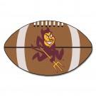 """22"""" x 35"""" Arizona State Sun Devils Football Mat"""