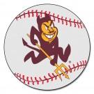 "27"" Round Arizona State Sun Devils Baseball Mat"