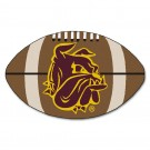 "Minnesota (Duluth) Bulldogs 22"" x 35"" Football Mat"