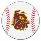 """Minnesota (Duluth) Bulldogs 27"""" Round Baseball Mat"""