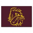 """Minnesota (Duluth) Bulldogs 19"""" x 30"""" Starter Mat"""