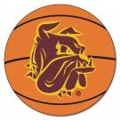 """Minnesota (Duluth) Bulldogs 27"""" Round Basketball Mat"""
