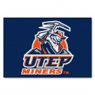 "Texas (El Paso) Miners ""UTEP"" 19"" x 30"" Starter Mat"