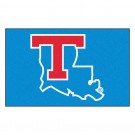 5' x 8' Louisiana Tech Bulldogs Ulti Mat