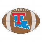 "22"" x 35"" Louisiana Tech Bulldogs Football Mat"