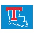 "34"" x 45"" Louisiana Tech Bulldogs All Star Floor Mat"