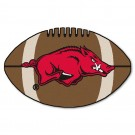 "22"" x 35"" Arkansas Razorbacks Football Mat"
