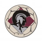 "27"" Round Arkansas (Little Rock) Trojans Soccer Mat"