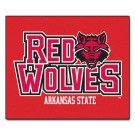 5' x 6' Arkansas State Red Wolves Tailgater Mat