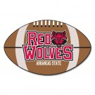 "22"" x 35"" Arkansas State Red Wolves Football Mat"