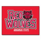 "34"" x 45"" Arkansas State Red Wolves All Star Floor Mat"