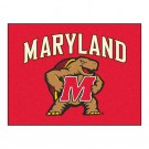 "34"" x 45"" Maryland Terrapins All Star Floor Mat"