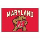 """Maryland Terrapins 19"""" x 30"""" Starter Mat"""
