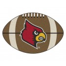 "22"" x 35"" Louisville Cardinals Football Mat"