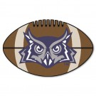 "22"" x 35"" Rice Owls Football Mat"
