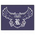 "34"" x 45"" Rice Owls All Star Floor Mat"