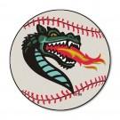 "27"" Round Alabama (Birmingham) Blazers Baseball Mat"