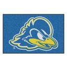 """Delaware Fightin' Blue Hens 19"""" x 30"""" Starter Mat"""