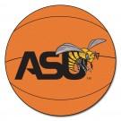 "27"" Round Alabama State Hornets Basketball Mat"