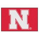 "Nebraska Cornhuskers 19"" x 30"" Starter Mat"