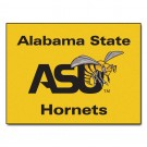 "34"" x 45"" Alabama State Hornets All Star Floor Mat"