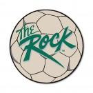 "Slippery Rock University 27"" Round Soccer Ball Mat"