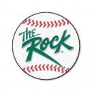 "Slippery Rock University 27"" Round Baseball Mat"