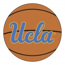 "27"" Round UCLA Bruins Basketball Mat"