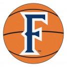 "27"" Round California State (Fullerton) Titans Basketball Mat"
