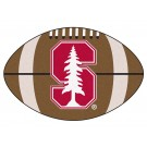 "22"" x 35"" Stanford Cardinal Football Mat"