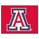 "34"" x 45"" Arizona Wildcats All Star Floor Mat"