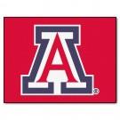 """34"""" x 45"""" Arizona Wildcats All Star Floor Mat"""