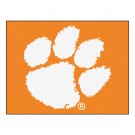 "34"" x 45"" Clemson Tigers All Star Floor Mat"