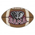 "22"" x 35"" Alabama Crimson Tide Football Mat"