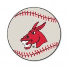 "27"" Round Central Missouri State Fighting Mules Baseball Mat"