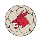 "27"" Round Central Missouri State Fighting Mules Soccer Mat"