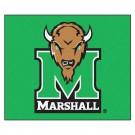 5' x 6' Marshall Thundering Herd Tailgater Mat