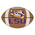 "Louisiana State (LSU) Tigers 22"" x 35"" Football Mat"