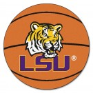 "Louisiana State (LSU) Tigers 27"" Round Basketball Mat"