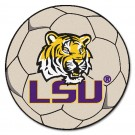 "Louisiana State (LSU) Tigers 27"" Round Soccer Mat"