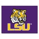 """Louisiana State (LSU) Tigers 34"""" x 45"""" All Star Floor Mat"""
