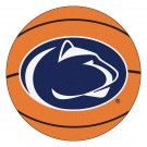 "27"" Round Pennsylvania State Nittany Lions Basketball Mat"