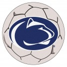 "27"" Round Pennsylvania State Nittany Lions Soccer Mat"