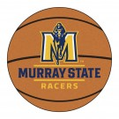 """27"""" Round Murray State Racers Basketball Mat"""